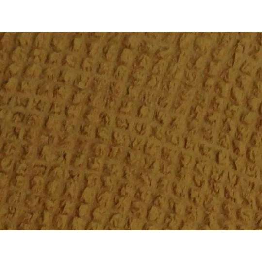 Чехол без оборки Комфорт Угловой диван + кресло, Горчица