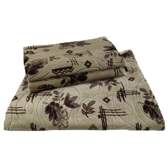 Комплект дивандеков для мягкой мебели 160х220 шпигель, рис. Дубок