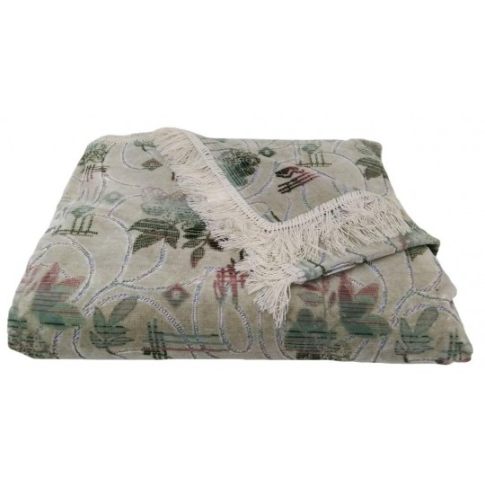 Комплект дивандеков для мягкой мебели 160х220 шпигель, рис. Дубок перламутр