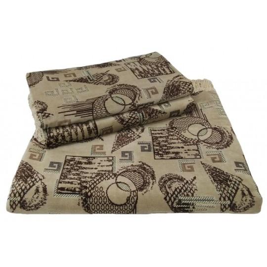 Комплект дивандеков для мягкой мебели 180х220 шпигель, рис. Геометрия