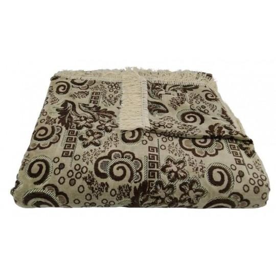 Комплект дивандеков для мягкой мебели 180х220 шпигель, рис. Гребешок