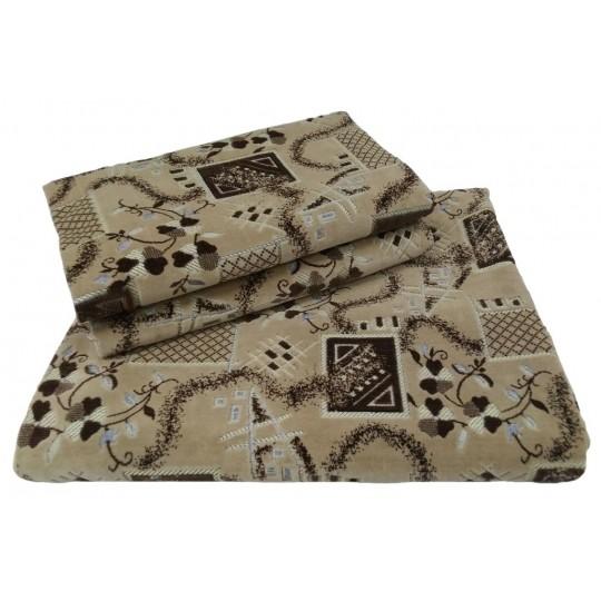 Комплект дивандеков для мягкой мебели 160х220 шпигель, рис. Кубики