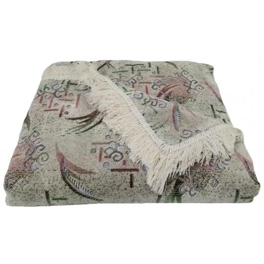 Комплект дивандеков для мягкой мебели 160х220 шпигель, рис. Набросок перламутр