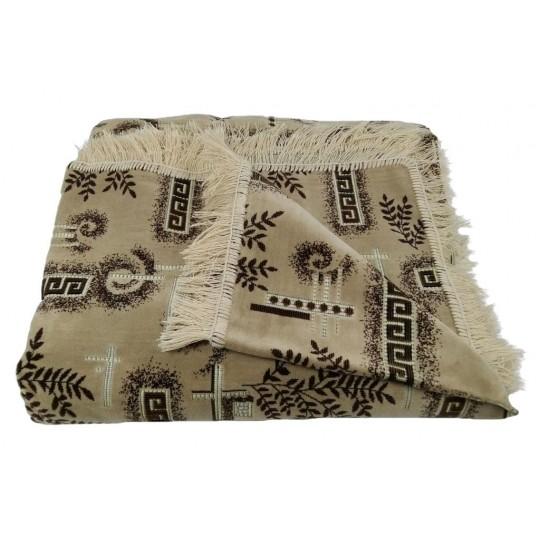 Комплект дивандеков для мягкой мебели 160х220 шпигель, рис. Веточки