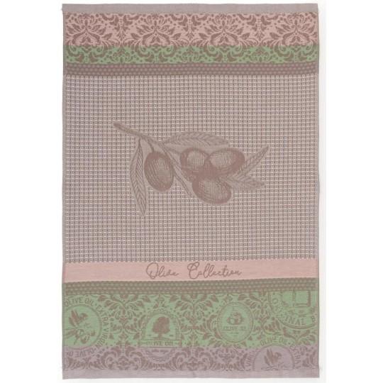 4527 Кухонное полотенце 50х70 см Olive land