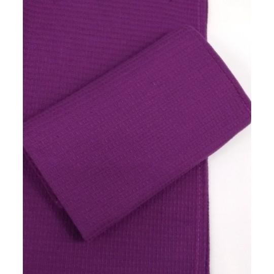 Кухонное полотенце вафельное, Фиолетовый