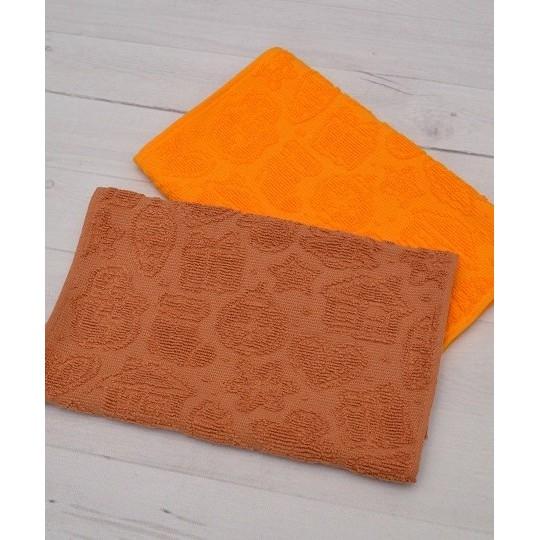 Полотенце 30х50 махровое Печенье