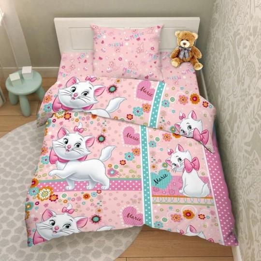 КПБ Disney бязь 1,5 спальный рис. 4499 Лапочка Мари