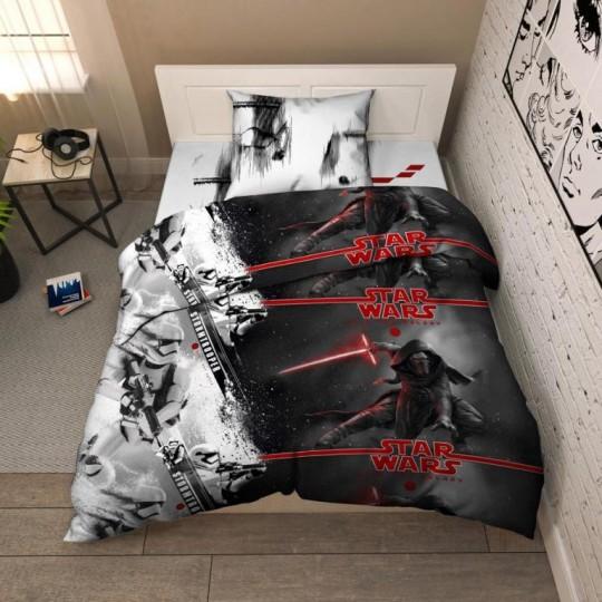 КПБ Disney бязь 1,5 спальный рис. 5325 Кайло Рен