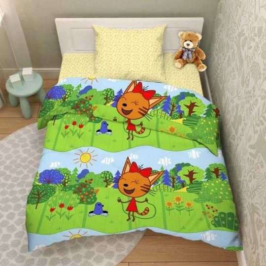 КПБ Disney бязь 1,5 спальный рис. 5623 Карамелька