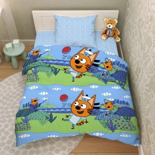 КПБ Disney бязь 1,5 спальный рис. 5688 Коржик
