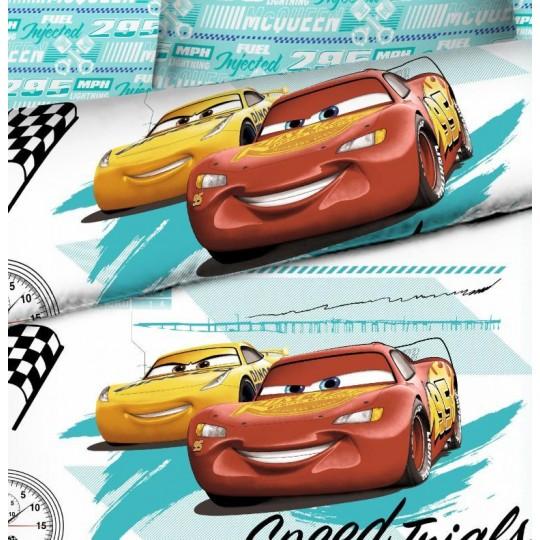 КПБ Disney бязь 1,5 спальный рис. 9661 Супер гонки