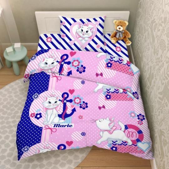 КПБ Disney бязь 1,5 спальный рис. 9686 Морской круиз