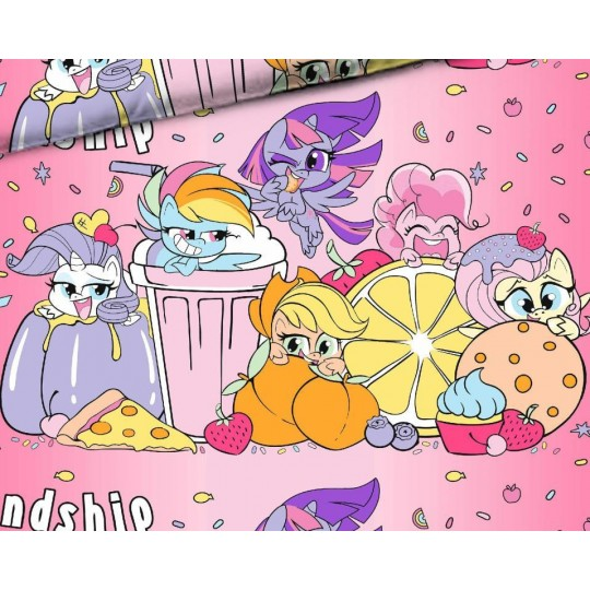 КПБ Disney бязь 1,5 спальный рис. 9838 Веселый пони