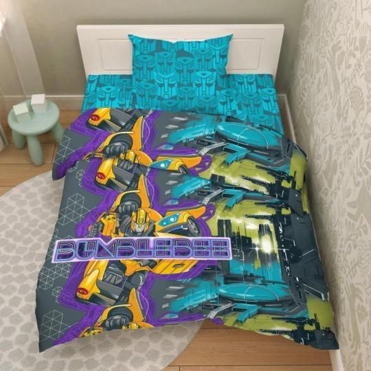 КПБ Disney бязь 1,5 спальный рис. 9872 Бамблби