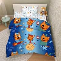 КПБ Disney бязь 1,5 спальный рис. 9876 Космические сны