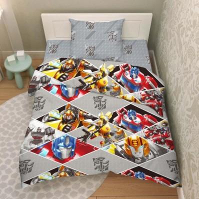 КПБ Disney бязь 1,5 спальный рис. 9933 Трансформеры