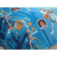 КПБ Фея Кидс 1.5 спальный рис. Баскетбол