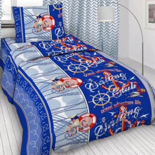 КПБ Фея Кидс 1.5 спальный рис. Морские приключения
