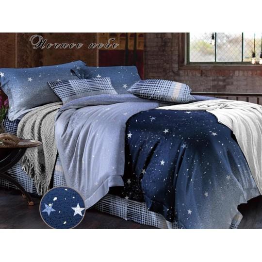 КПБ Bella Vita Premium 2 спальный рис. Ночное небо