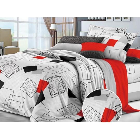 КПБ Dolce Vita Premium 1.5 спальный рис. Монблан
