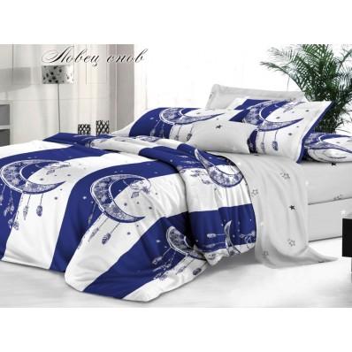 КПБ De Luxe сатин 2 спальный Макси,  рис. Ловец снов