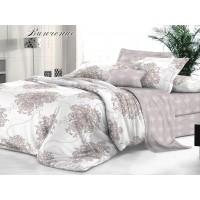 КПБ De Luxe сатин 2 спальный Макси,  рис. Винченцо