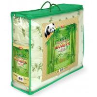 Одеяло 1,5 спальное, Бамбук натуральный Всесезонное