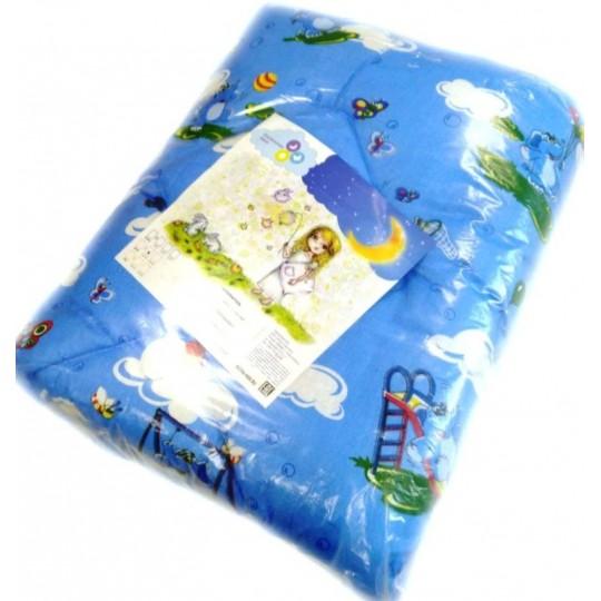 Одеяло детское 110х140 см, холлофайбер