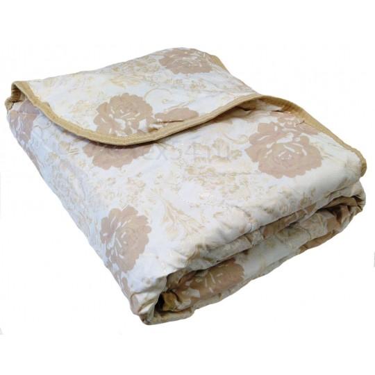 Одеяло 1,5 спальное, Овечья шерсть Облегченное