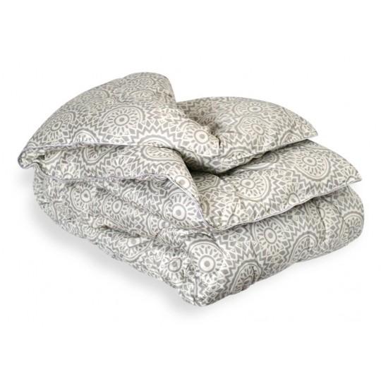 Одеяло 1,5 спальное, Two wool овечья и верблюжья шерсть