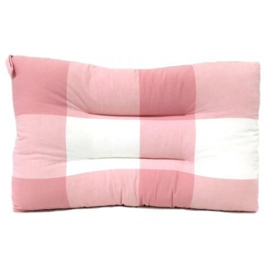 Подушка 50х70 см анатомическая, розовая