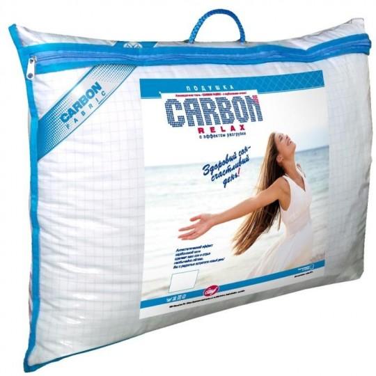 Подушка 50х70 см, Carbon Relax