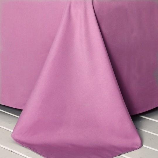 Простыня Камея поплин 1,5 спальная (цвета в ассортименте)