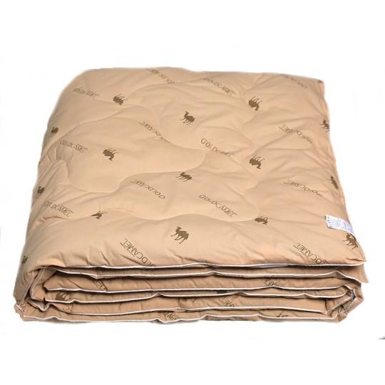 Одеяло 1,5 спальное, Верблюжья шерсть