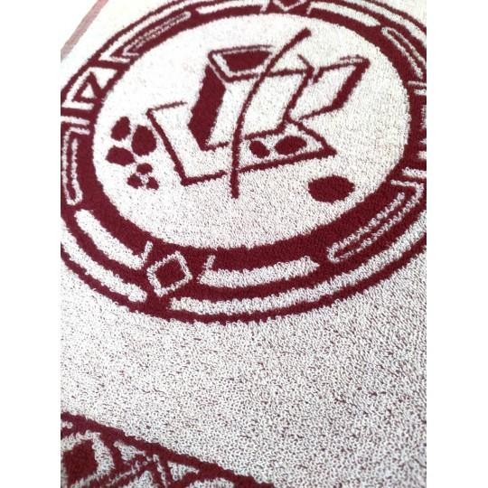 Полотенце махровое 30х50 Капучино-4
