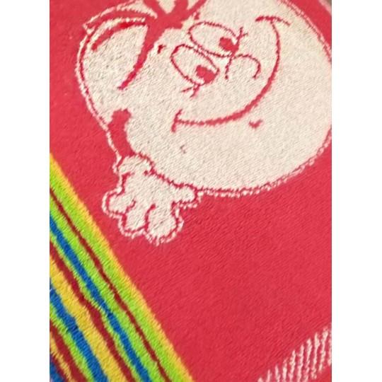Полотенце махровое 30х60 Забавный помидор