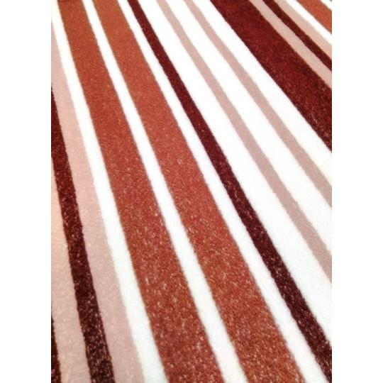 Полотенце махровое 70х140 Полоса узкая