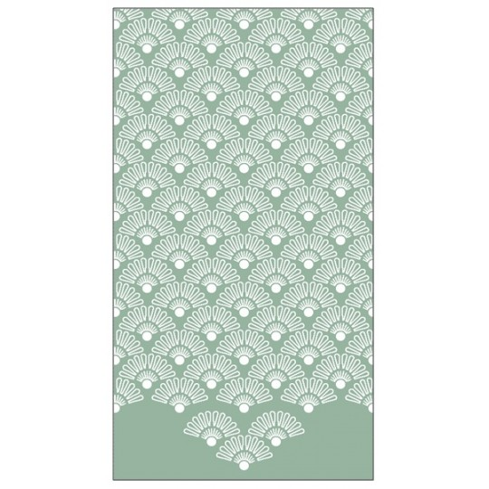 Полотенце махровое 50х90 Сильвия