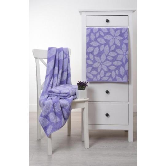 03089 Полотенце махровое 50х90 Lilac Color