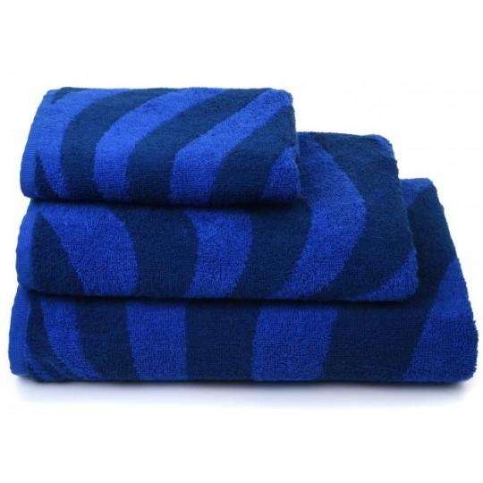 03949 Полотенце махровое 50х90 Sapphire color