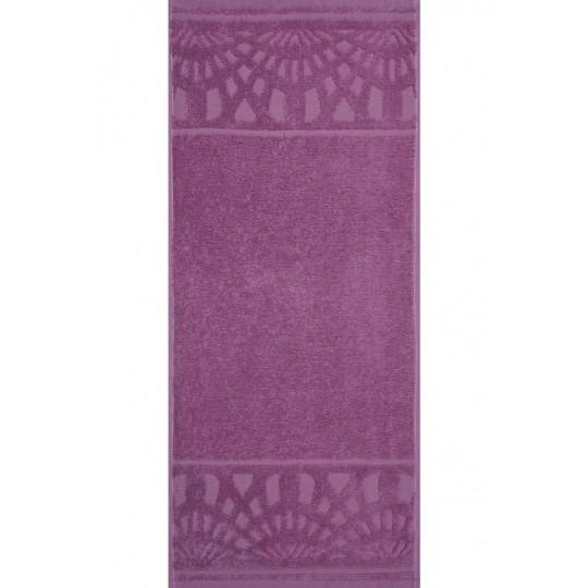 03979 Полотенце махровое 30х70 Chantilly, лиловый