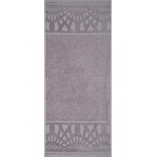 03979 Полотенце махровое 30х70 Chantilly, серый