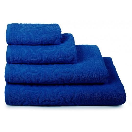 04352 Полотенце махровое 100х150 Радуга, синий