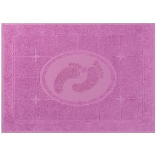 04555 Коврик махровый 50х70 Morning, розовый