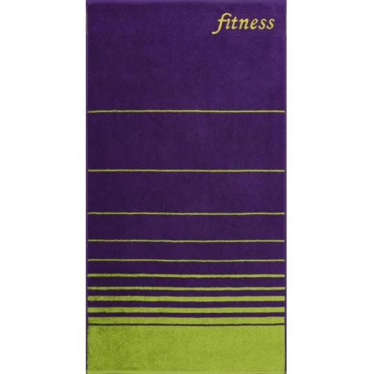 3176 Полотенце махровое 70х130 Fitness Lilla