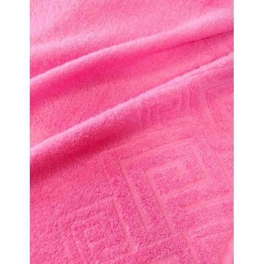 04000 Полотенце махровое 50х90 Poseidon, розовый